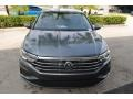 Volkswagen Jetta S Platinum Gray Metallic photo #3