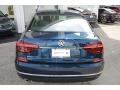 Volkswagen Passat SE Tourmaline Blue Metallic photo #8