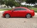 Mercedes-Benz CLA 250 Jupiter Red photo #3