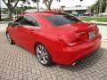 Mercedes-Benz CLA 250 Jupiter Red photo #5