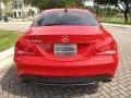 Mercedes-Benz CLA 250 Jupiter Red photo #7