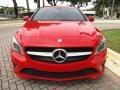 Mercedes-Benz CLA 250 Jupiter Red photo #17