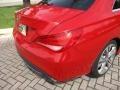 Mercedes-Benz CLA 250 Jupiter Red photo #23