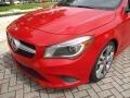 Mercedes-Benz CLA 250 Jupiter Red photo #69