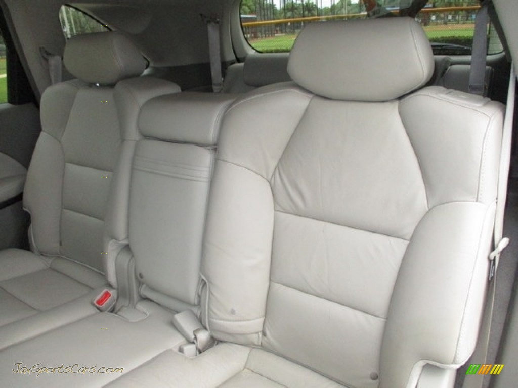2008 MDX  - Sterling Gray Metallic / Taupe photo #38