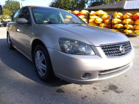 Coral Sand Metallic 2005 Nissan Altima 2.5 S