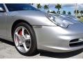 Porsche 911 Carrera Coupe Arctic Silver Metallic photo #21