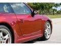 Porsche 911 Carrera S Coupe Ruby Red Metallic photo #6