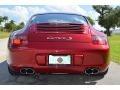 Porsche 911 Carrera S Coupe Ruby Red Metallic photo #10