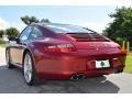Porsche 911 Carrera S Coupe Ruby Red Metallic photo #12