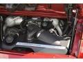 Porsche 911 Carrera S Coupe Ruby Red Metallic photo #49