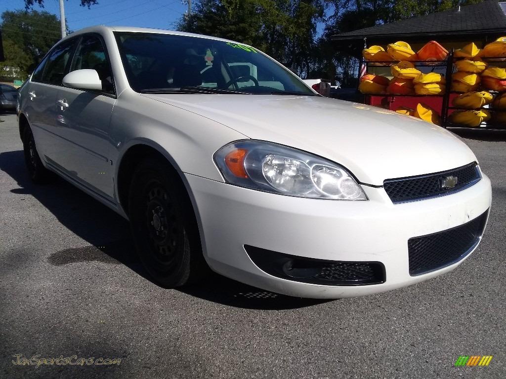 2007 Impala SS - White / Ebony Black photo #1