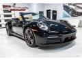 Porsche 911 Carrera S Cabriolet Black photo #28