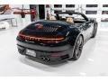 Porsche 911 Carrera S Cabriolet Black photo #37