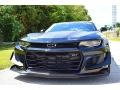 Chevrolet Camaro ZL1 Coupe Black photo #2