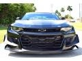 Chevrolet Camaro ZL1 Coupe Black photo #3