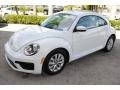Volkswagen Beetle S Pure White photo #4