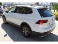Volkswagen Tiguan SE White Silver Metallic photo #6