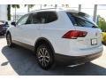 Volkswagen Tiguan SE White Silver Metallic photo #7