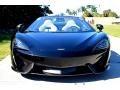 McLaren 570S Spider Onyx Black photo #3