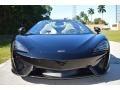 McLaren 570S Spider Onyx Black photo #16