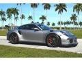 Porsche 911 GT3 RS GT Silver Metallic photo #2