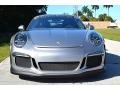 Porsche 911 GT3 RS GT Silver Metallic photo #9