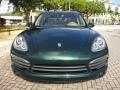 Porsche Cayenne S Jet Green Metallic photo #28