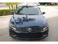Volkswagen Passat Wolfsburg Tourmaline Blue Metallic photo #3