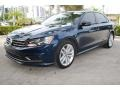 Volkswagen Passat Wolfsburg Tourmaline Blue Metallic photo #5