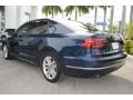 Volkswagen Passat Wolfsburg Tourmaline Blue Metallic photo #7