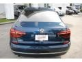 Volkswagen Passat Wolfsburg Tourmaline Blue Metallic photo #8