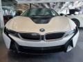 BMW i8 Giga World Crystal White Pearl Metallic photo #3