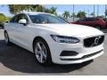 Volvo S90 T5 Ice White photo #2