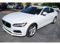 Volvo S90 T5 Ice White photo #4