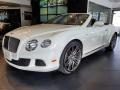 Bentley Continental GTC Speed Arctica White photo #4