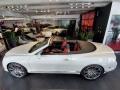 Bentley Continental GTC Speed Arctica White photo #7