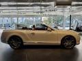Bentley Continental GTC Speed Arctica White photo #8