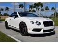 Bentley Continental GT V8 S Arctica photo #1