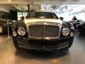 Bentley Mulsanne  Black Crystal Metallic photo #2