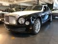 Bentley Mulsanne  Black Crystal Metallic photo #5