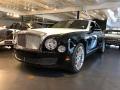 Bentley Mulsanne  Black Crystal Metallic photo #9
