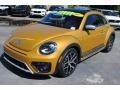 Volkswagen Beetle 1.8T Dune Coupe Sandstorm Yellow Metallic photo #4