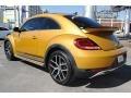 Volkswagen Beetle 1.8T Dune Coupe Sandstorm Yellow Metallic photo #7