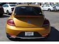 Volkswagen Beetle 1.8T Dune Coupe Sandstorm Yellow Metallic photo #8