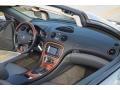 Mercedes-Benz SL 500 Roadster Pewter Silver Metallic photo #39