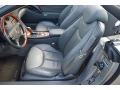 Mercedes-Benz SL 500 Roadster Pewter Silver Metallic photo #41