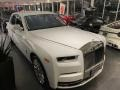 Rolls-Royce Phantom  Arctic White photo #8
