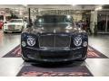 Bentley Mulsanne Speed Black Sapphire Metallic photo #3