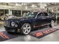 Bentley Mulsanne Speed Black Sapphire Metallic photo #6